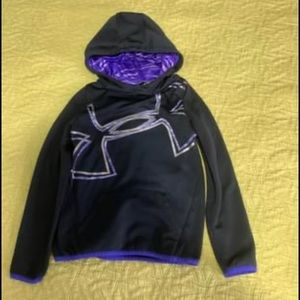 Under Armour Hoodie and Jeans Bundle